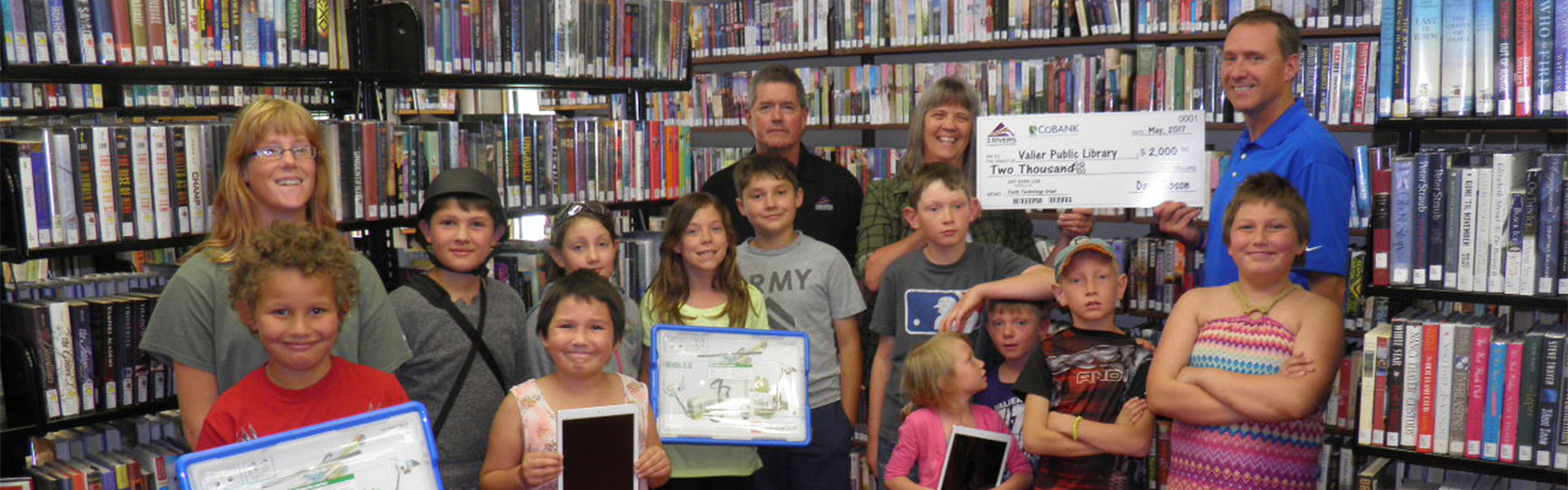 3 Rivers Youth Technology Grant